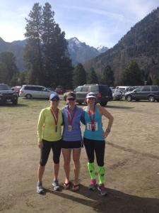 After the Leavenworth Octoberfest Marathon