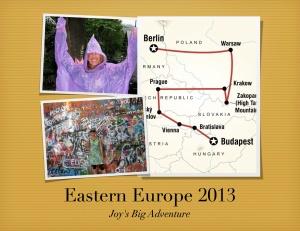 Eastern Europe 2013